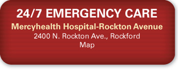 Mercyhealth Hospital–Rockton Avenue - Emergency Care Inquicker
